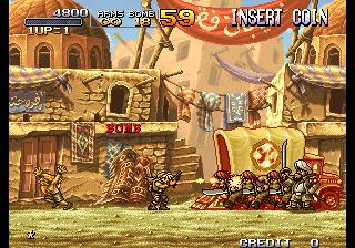 Metal Slug 2 ROM Download for Neo Geo - Rom Hustler