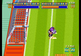Ayuda Buscando El Nombre Juego De Futbol Arcade Antiguo En Retro Y