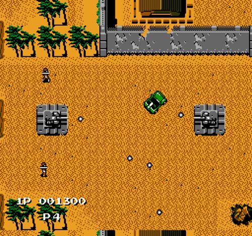 Jackal ROM Download for Nintendo (NES) - Rom Hustler