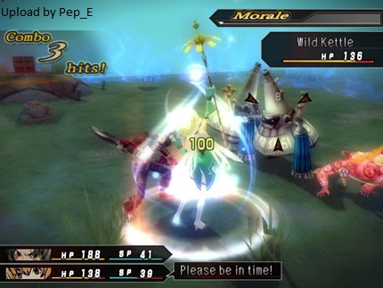 hack G U  Vol 1 Rebirth ROM / ISO Download for PlayStation 2 (PS2