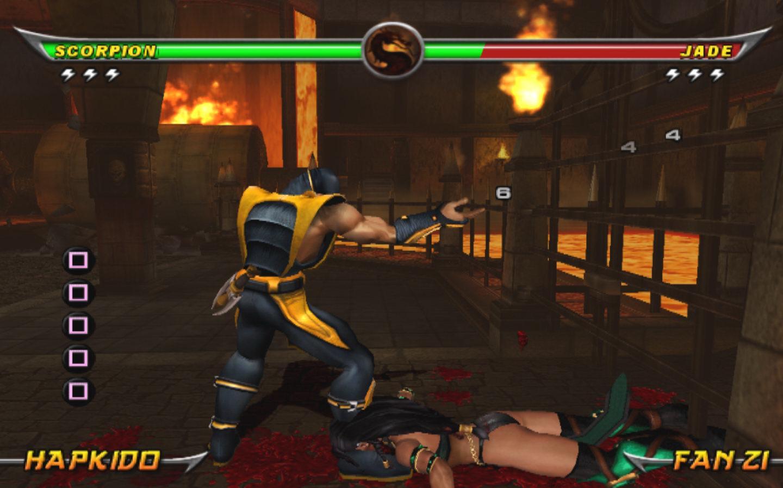 Mortal Kombat - Armageddon (USA) ROM / ISO Download for