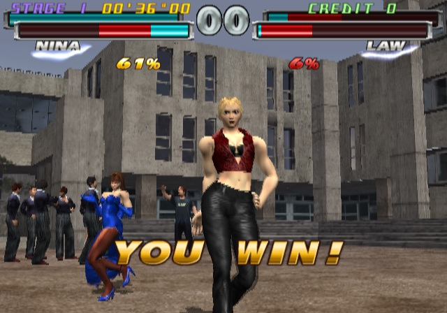 Tekken Tag Tournament (USA) ROM / ISO Download for