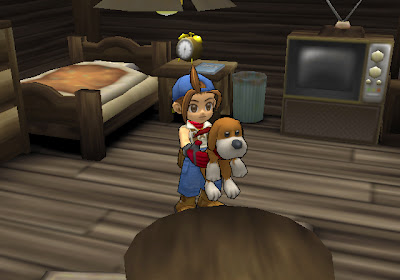 Harvest Moon - Save the Homeland (USA) ROM / ISO Download