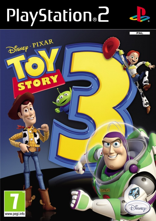 Toy Story 3 (USA) ROM / ISO Download For PlayStation 2 (PS2) - Rom Hustler
