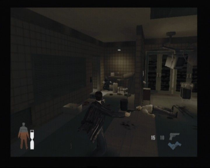 Max Payne 2 The Fall Of Max Payne Usa Rom Iso Download For