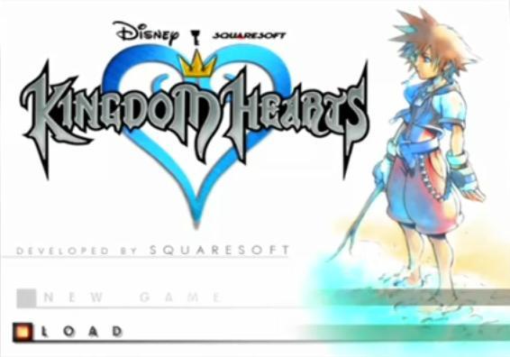 Download kingdom hearts ps2 iso   Kingdom Hearts (USA) ISO