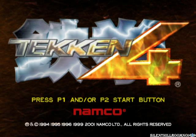 Tekken 4 Usa Rom Iso Download For Playstation 2 Ps2 Rom