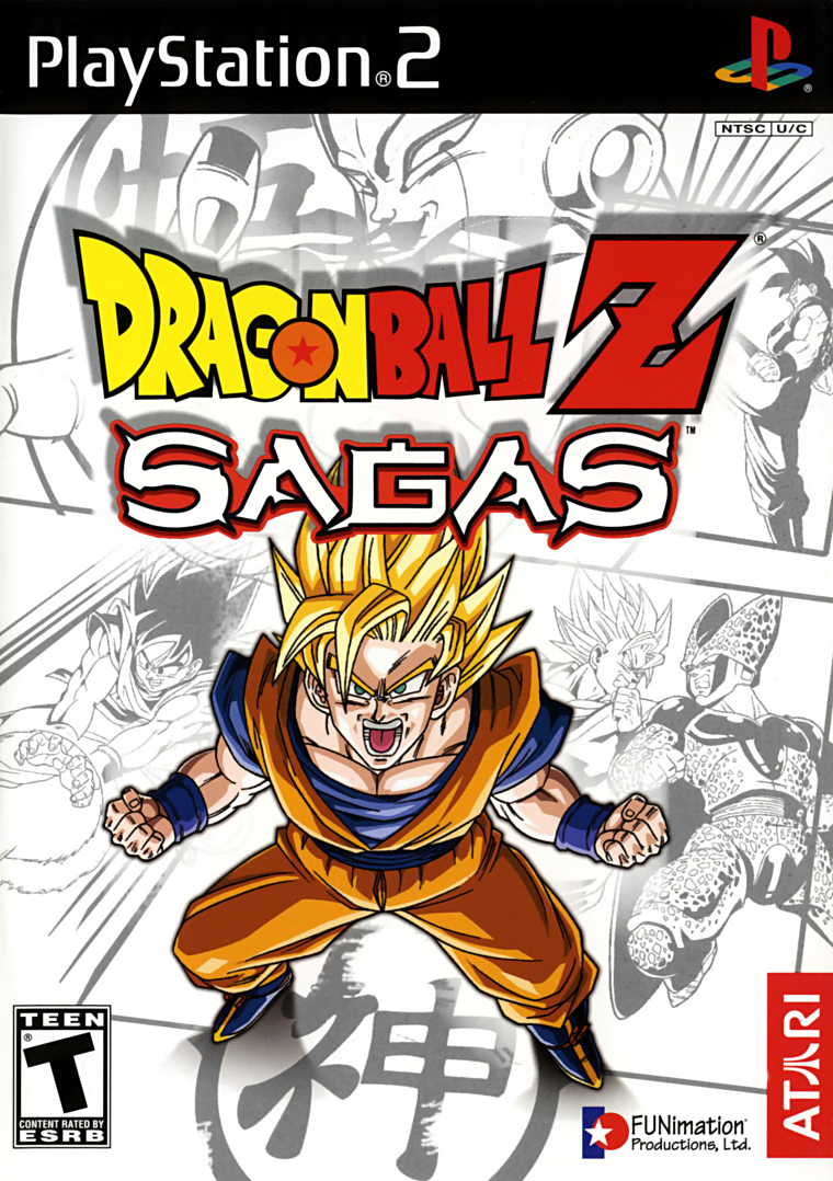 Dragon Ball Z - Sagas (USA) ROM / ISO Download for