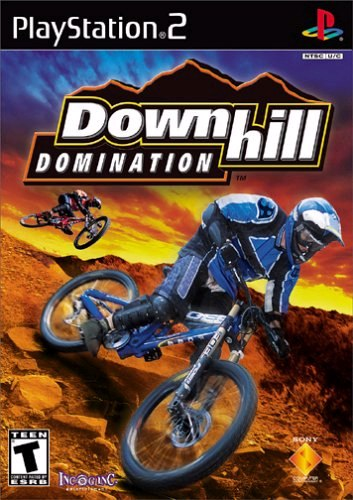 Downhill Domination (USA) ROM / ISO Download for PlayStation