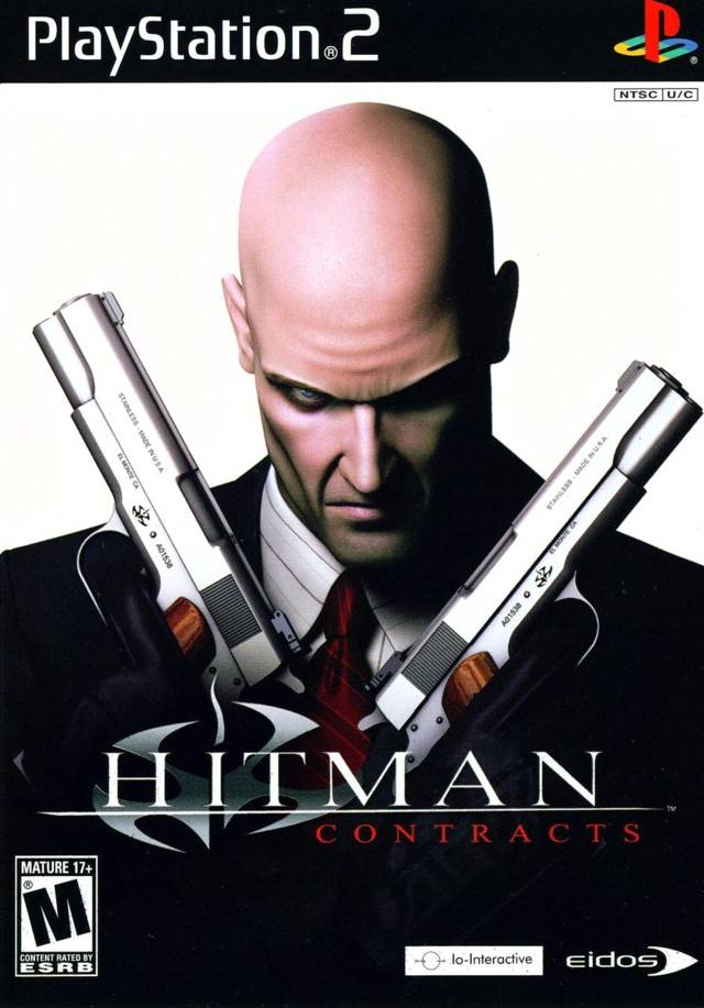 Hitman Contracts Usa Rom Iso Download For Playstation 2 Ps2