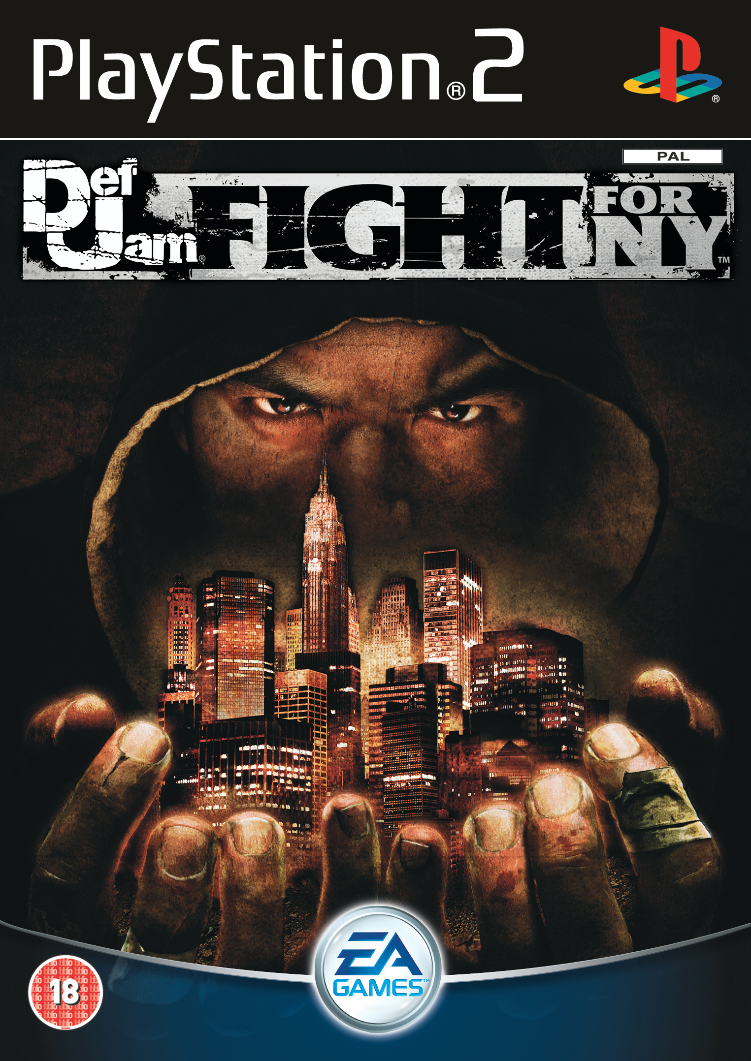 Def Jam - Fight for NY (USA) ROM / ISO Download for PlayStation 2