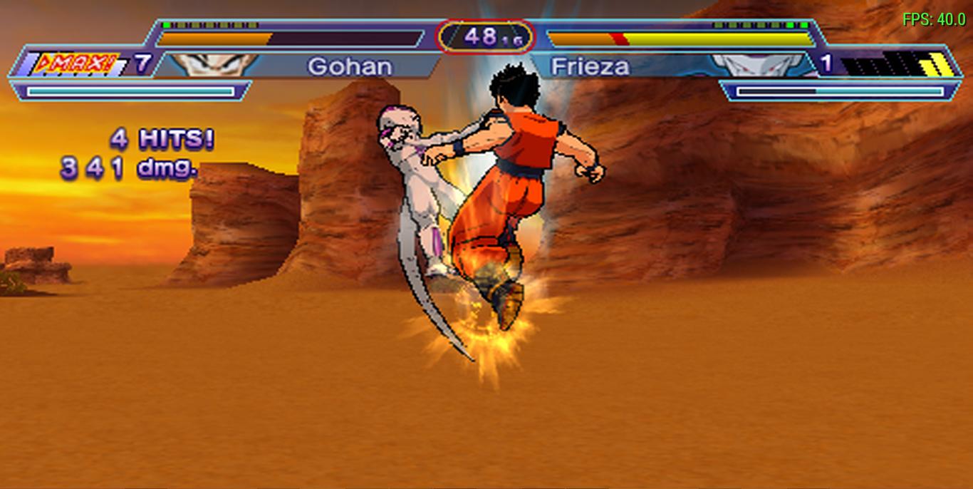 Dragon Ball Z - Shin Budokai 2 (E)(M5)(OE) ROM / ISO