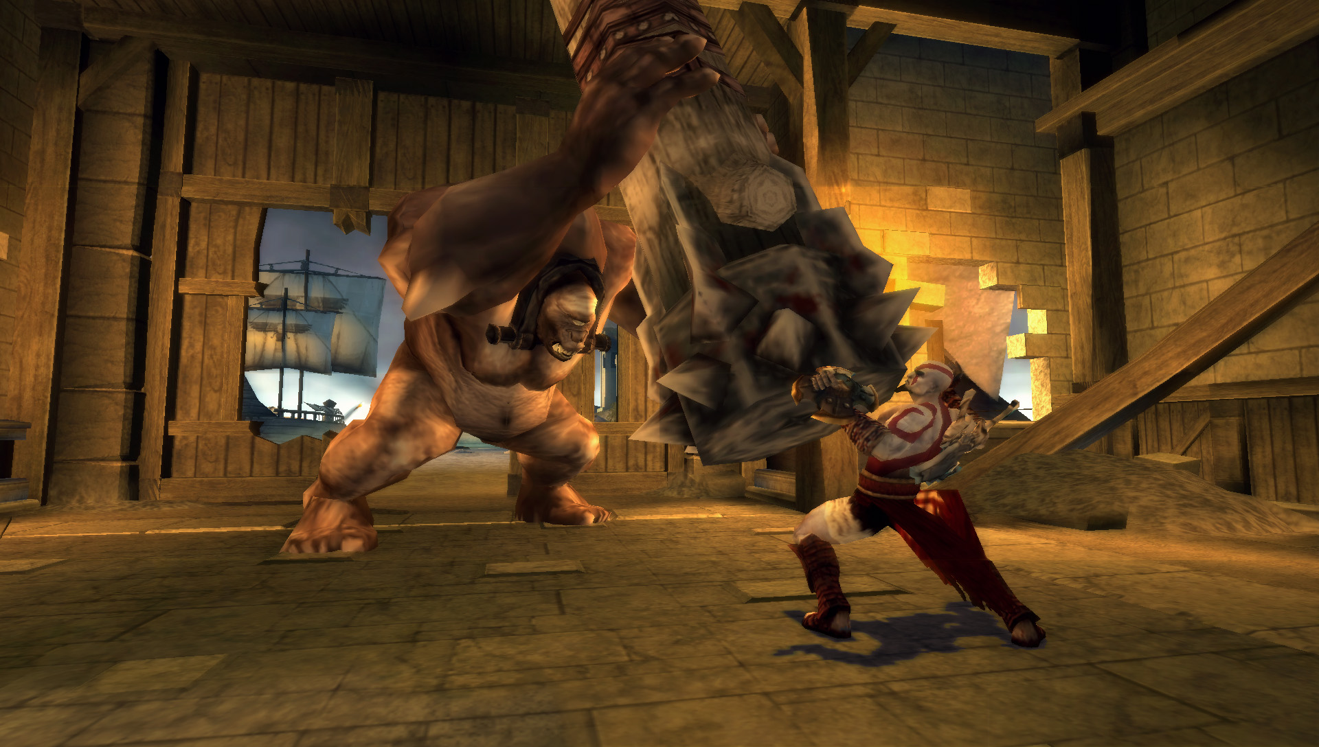 god of war chains of olympus download