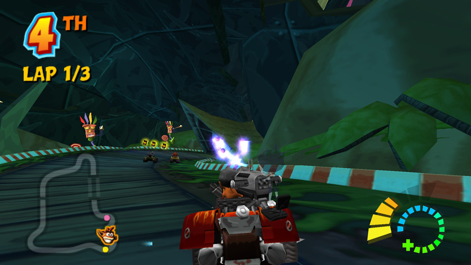 Dolphin emulator 4. 0. 2   crash tag team racing [1080p hd.
