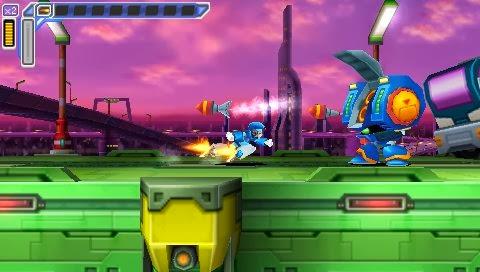 Mega Man - Maverick Hunter X (U)(DMU) ROM / ISO Download for