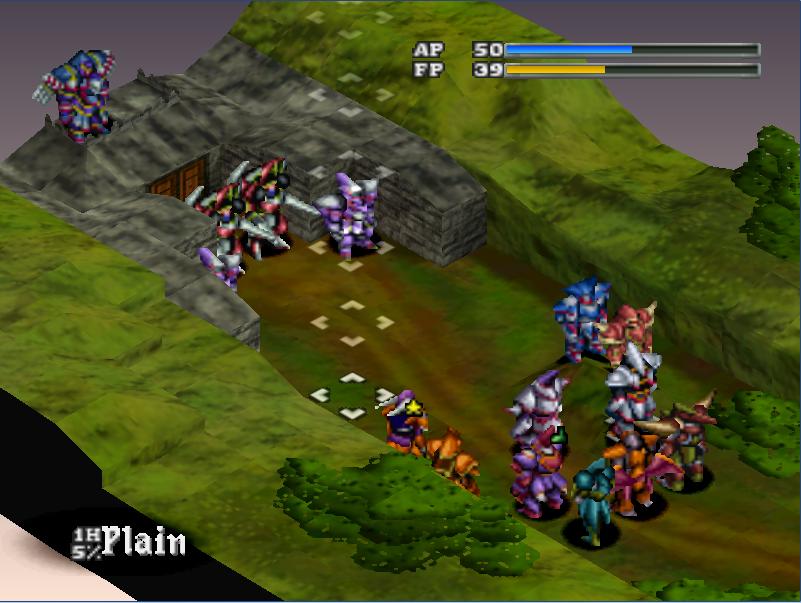 Vanguard Bandits [U] [SLUS-01070] ROM / ISO Download for PlayStation