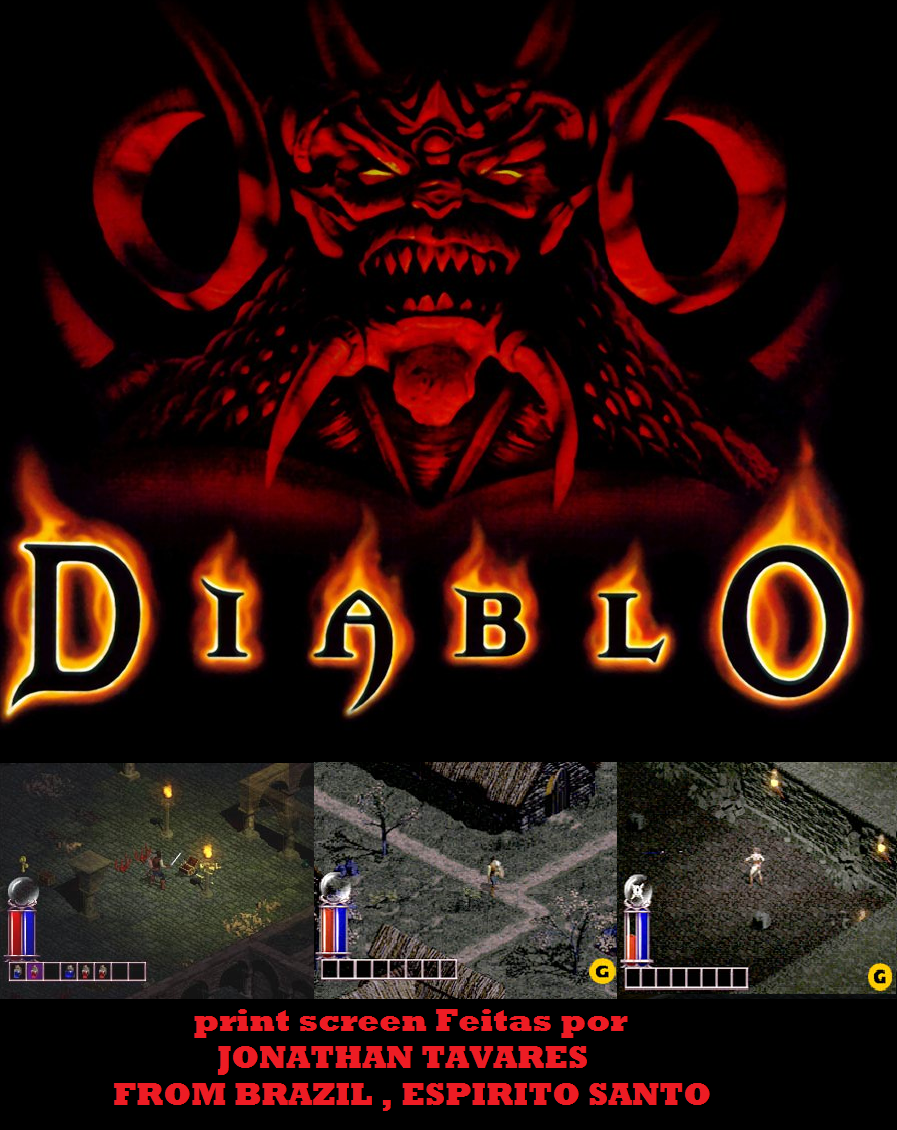 Psx y su version de Diablo...