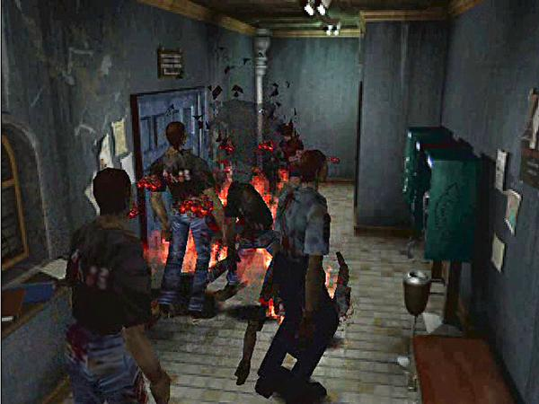 Resident Evil 2 Dual Shock U Rom Iso Download For