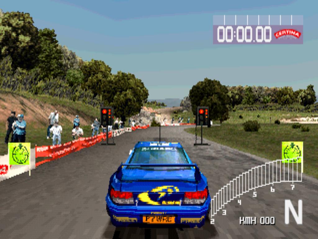 Скачать Игру Colin Mcrae Rally - фото 2