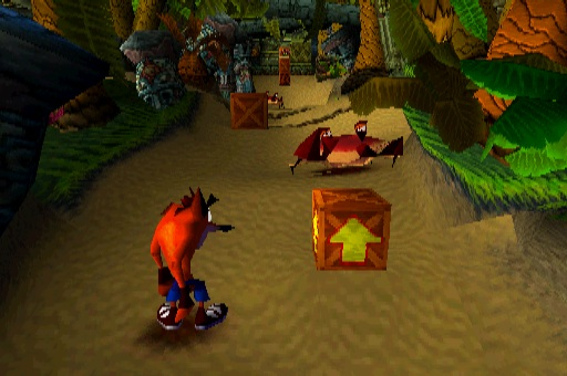 Crash Bandicoot [U] [SCUS-94900] ROM / ISO Download for PlayStation