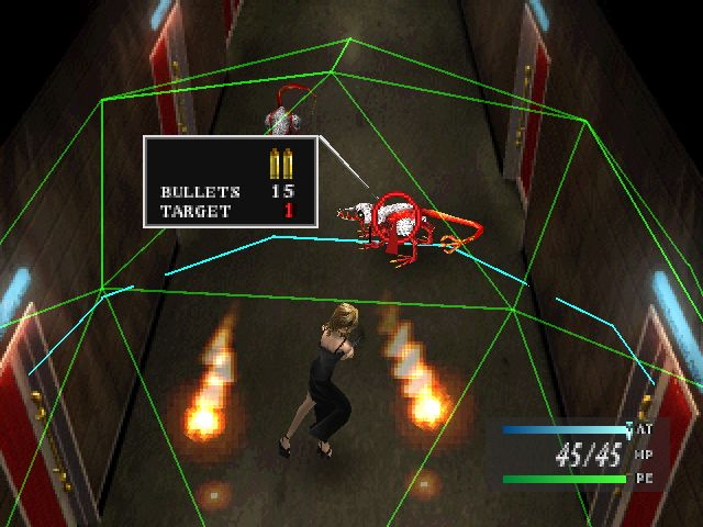Parasite Eve [U] ROM / ISO Download for PlayStation (PSX) - Rom Hustler