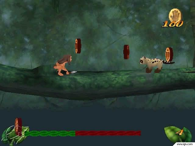 Disney S Tarzan U Scus 94456 Rom Iso Download For