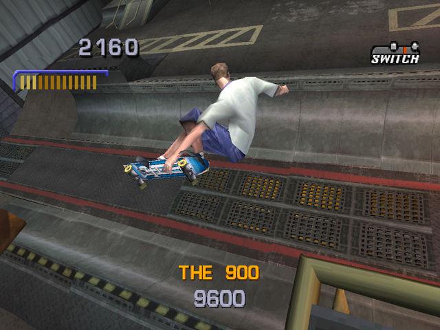 Tony Hawks Pro Skater 3 [U] [SLUS-01419] ROM / ISO Download