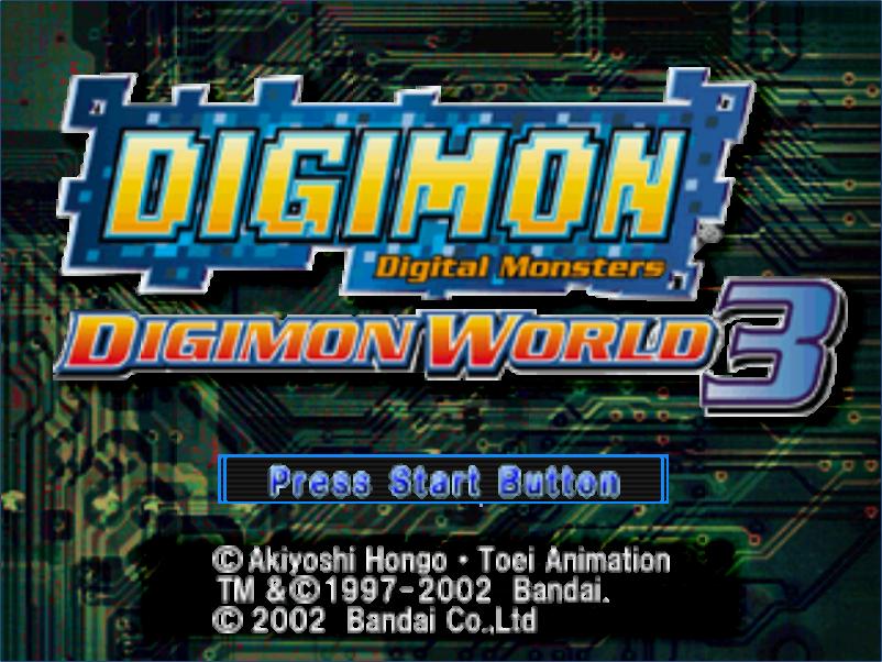 digimon world 2003 iso