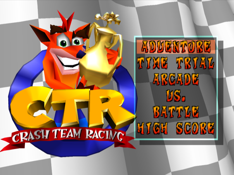 Crash Team Racing [U] [SCUS-94426] ROM / ISO Download for