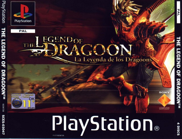 Legend of Dragoon, The (iso) ROM / ISO Download for PlayStation (PSX
