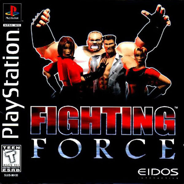 Fighting Force [U] [SLUS-00433] ROM / ISO Download for PlayStation