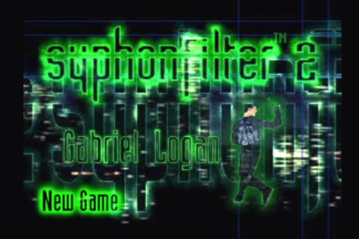 Syphon Filter 2 [U] ROM / ISO Download for PlayStation ...