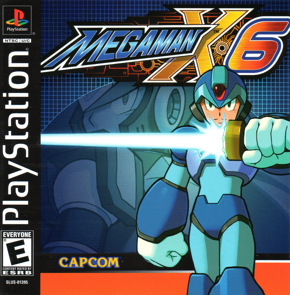 MegaMan X6 [SLUS-01395] ROM / ISO Download for PlayStation