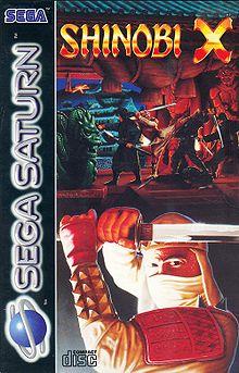 Shinobi Legions (U)(Saturn) ROM / ISO Download for Sega