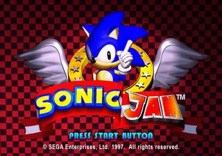 Sonic Jam (U)(Saturn) ROM / ISO Download for Sega Saturn - Rom Hustler