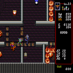 Dungeon Explorer (U) ROM / ISO Download for Sega CD - Rom Hustler