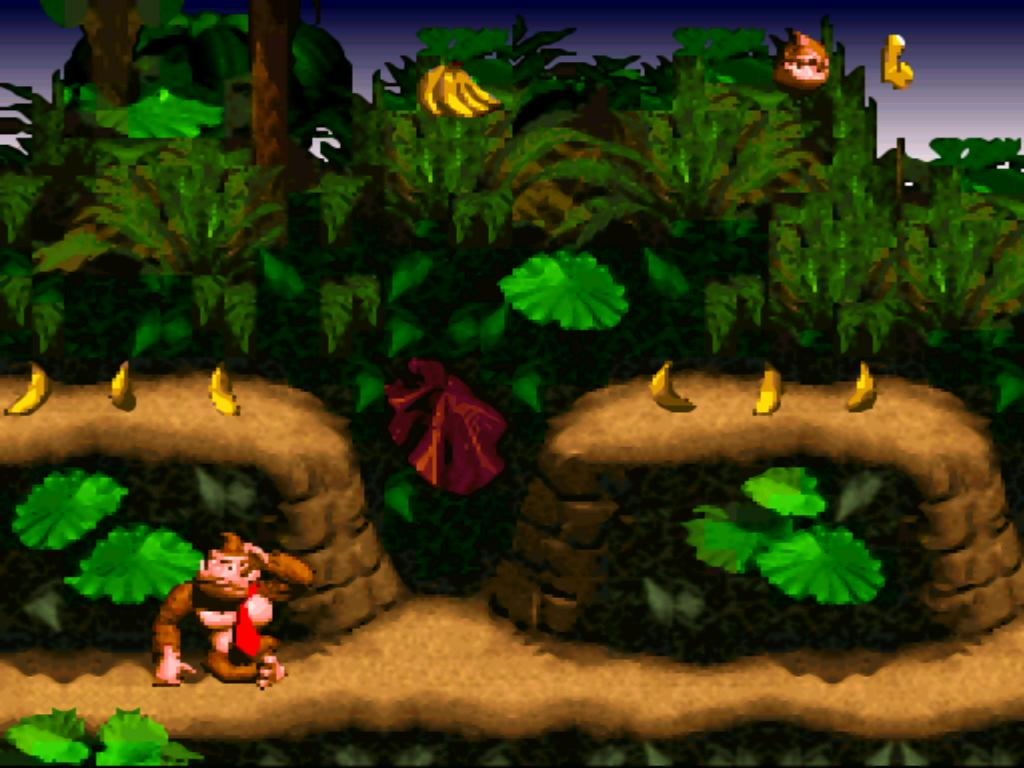 donkey kong country 2 rom hack download
