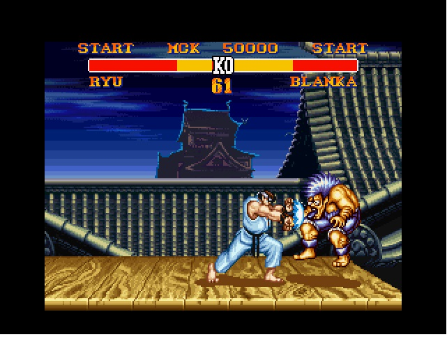 Street Fighter Ii Turbo Rom Download For Super Nintendo Snes Rom