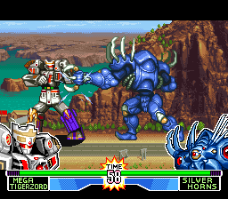 Mighty Morphin Power Rangers The Fighting Edition Rom