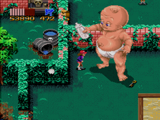 Zombies Ate My Neighbors Rom Download For Super Nintendo